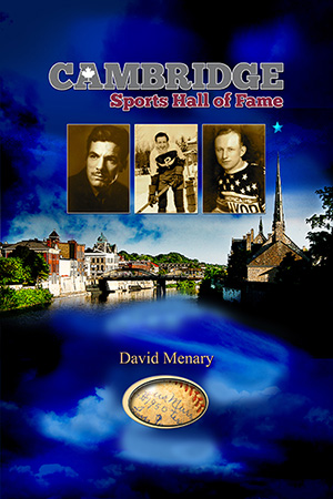 Cambridge Sports Hall of Fame Book Cover